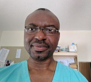 Dr Joe Amagada