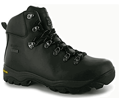 Karrimors hiking boots on Amazon