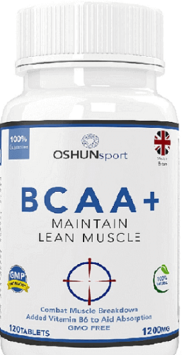 bcaa with vitamin B6