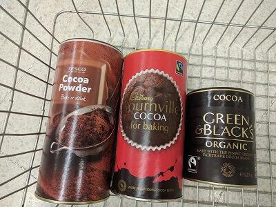dutch cocoa powder brands uk