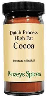 Penzeys High Fat Dutch Cocoa Powder