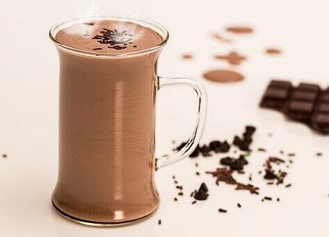 high fat cocoa vs low fat cocoa powder