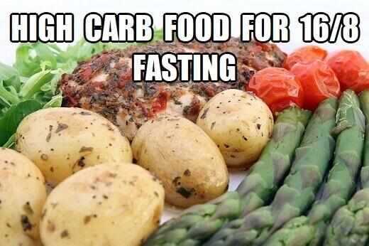 16/8 intermittent fasting food