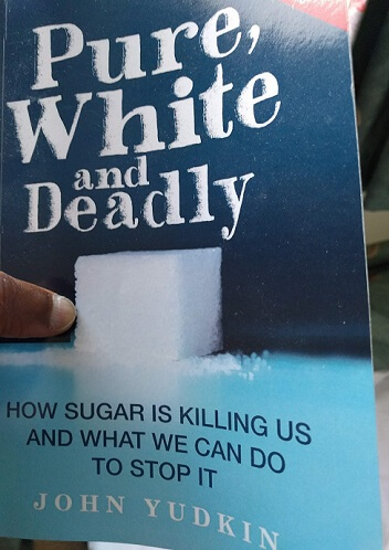 pure white and deadly book by John Yudkin