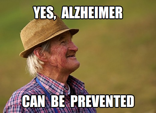 prevent alzheimer disease