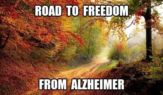 freedom from alzheimer's disease