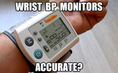 Wrist Blood Pressure Monitors Accurate