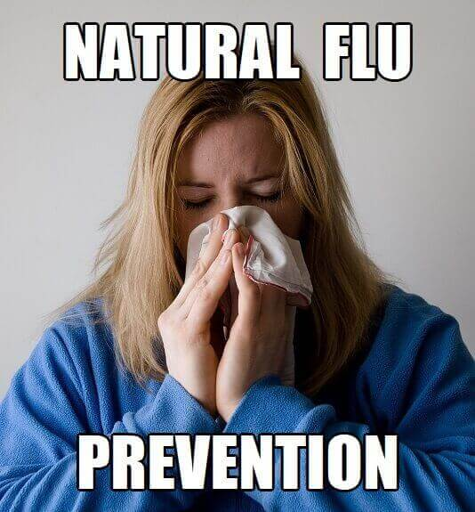 How To Prevent The Flu Naturally