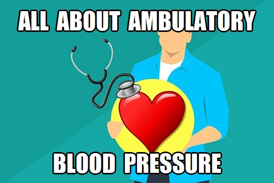 what is ambulatory blood pressure monitoring