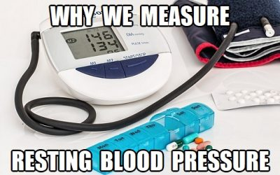 Why Do We Measure Resting Blood Pressure?