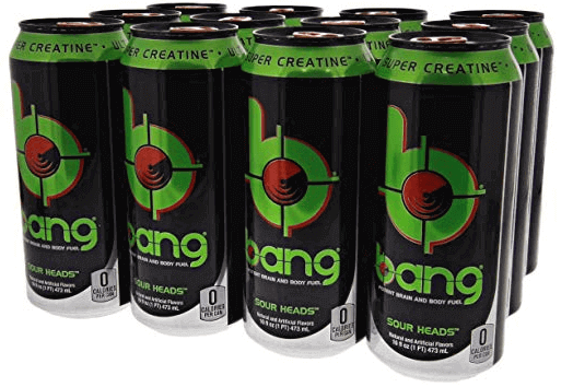 can you break your fast with bang energy drink