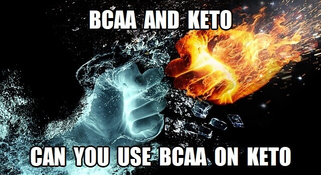 bcaa and keto