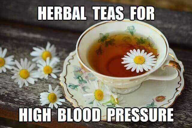 8 Herbal Teas for Lowering High Blood Pressure